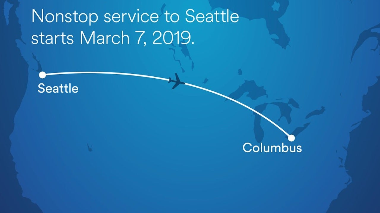 Alaska Airlines Confuses Columbus And Cleveland While Announcing Latest Route