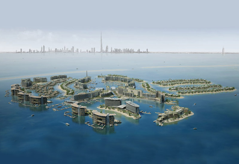 The Luxury Housing Of Our Flood-Plagued Future Will Float