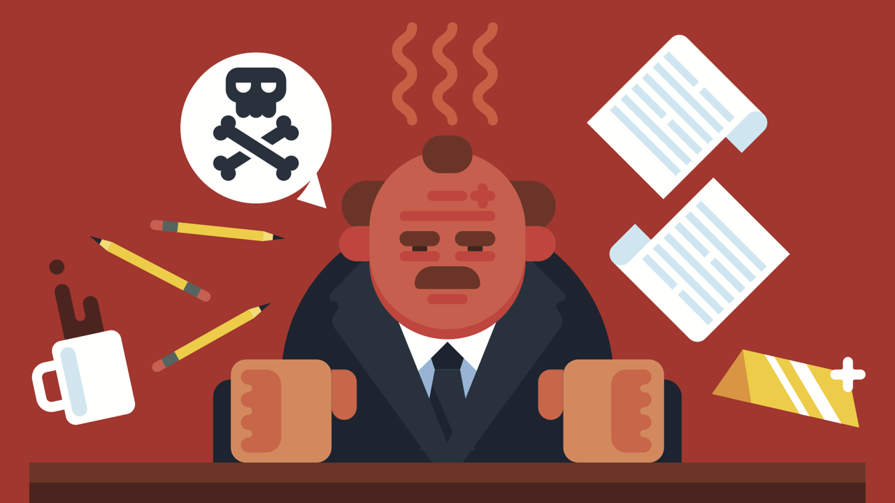 A Four Step Plan For Dealing With An Angry Coworker