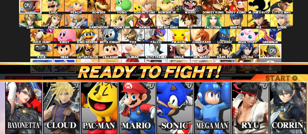 The Smash Bros. Roster Has Become Even More Ridiculous In 2016