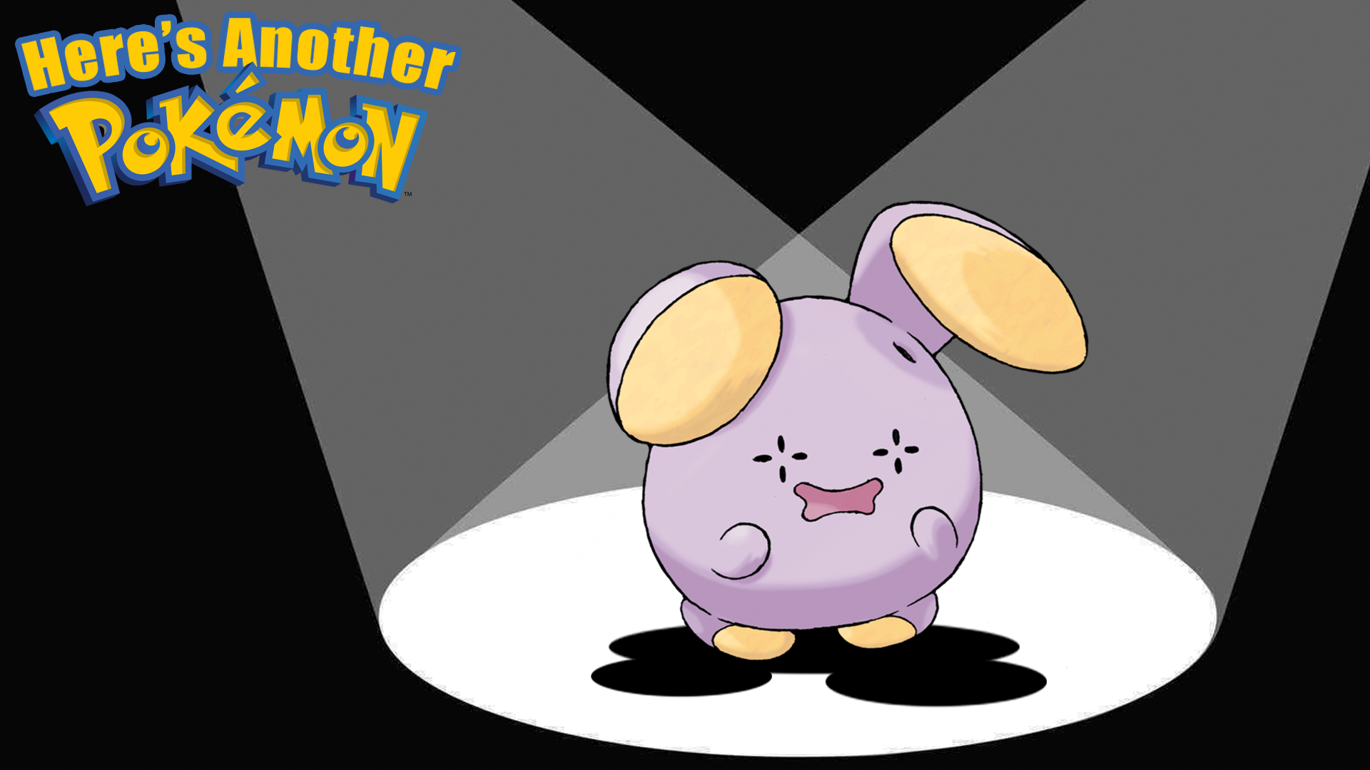 Whismur Breathes Through Its Ears And Screams So Loudly It Scares Itself