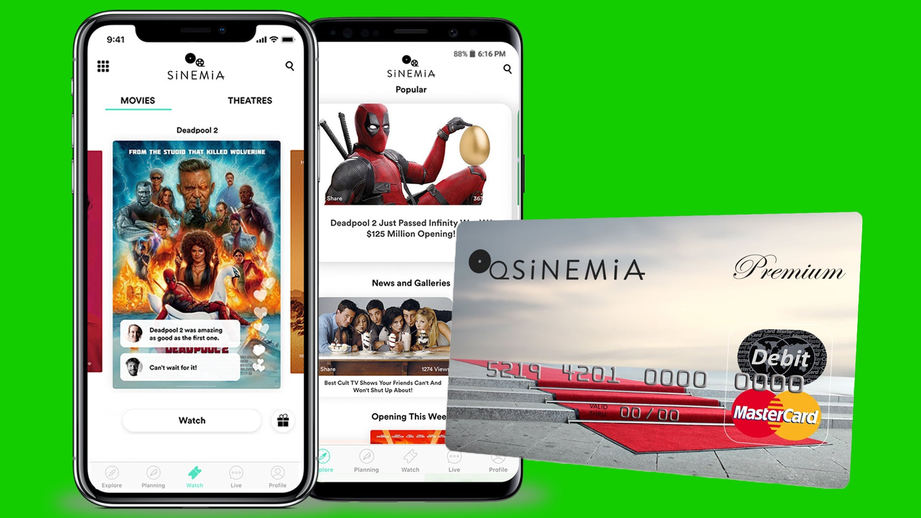 Subscription Movie Ticket Service Sinemia Is Having A Winter Sale