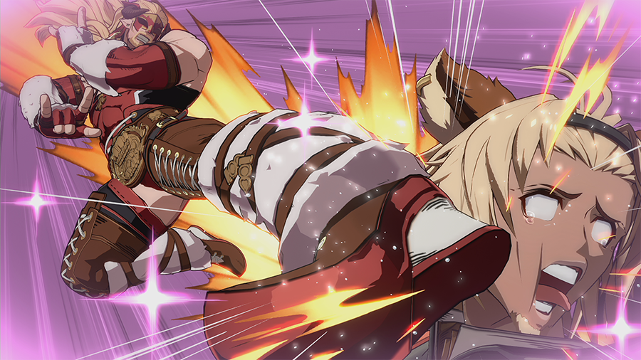 Granblue Fantasy Versus Teaches You Fighting Game Slang