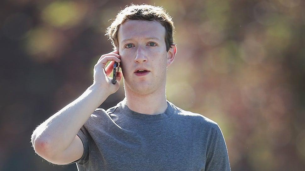 Rupert Murdoch's MySpace Apparently Still Haunts Mark Zuckerberg