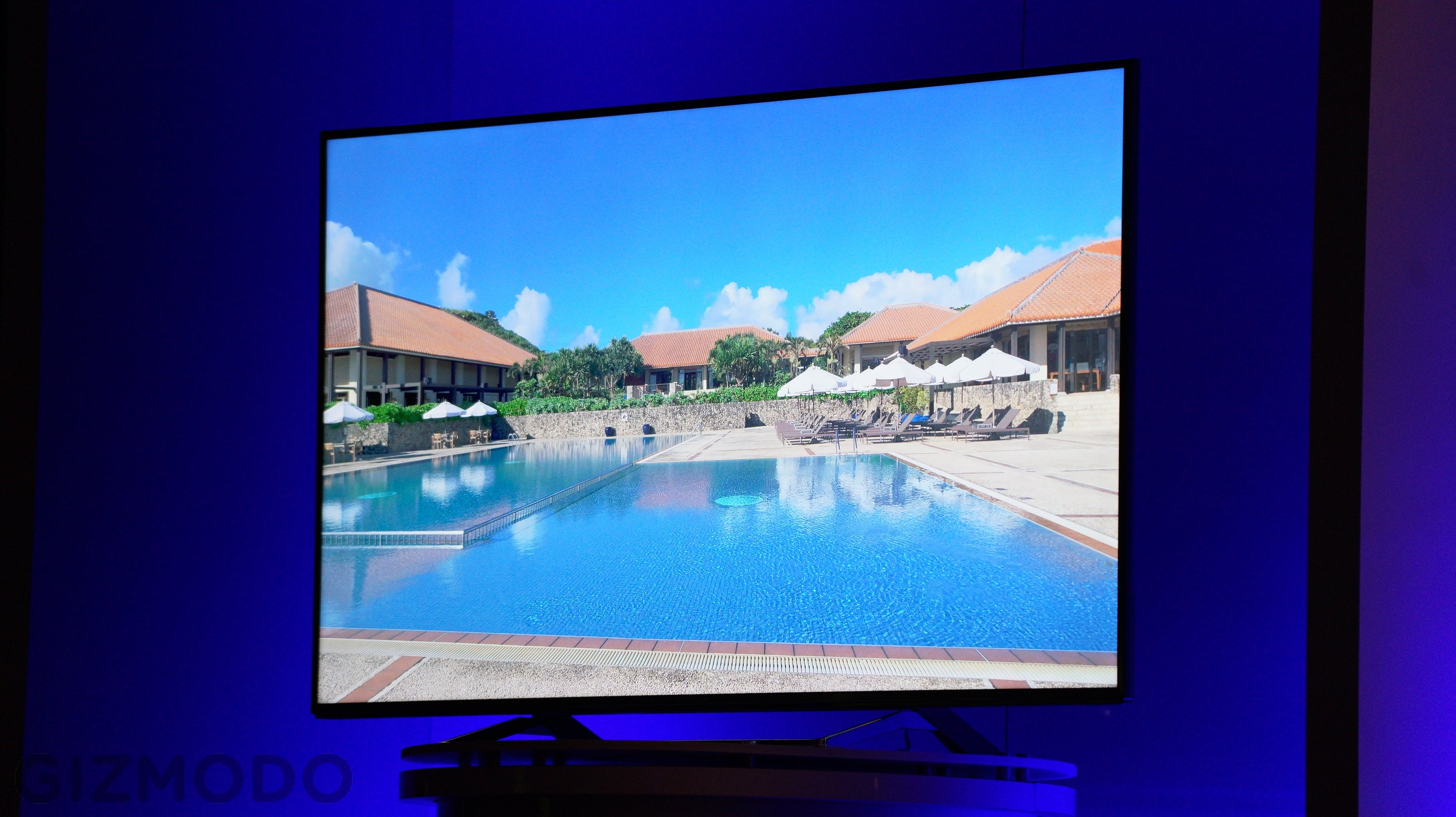 Panasonic's New UHD TVs Are as Colour Accurate as Professional Monitors