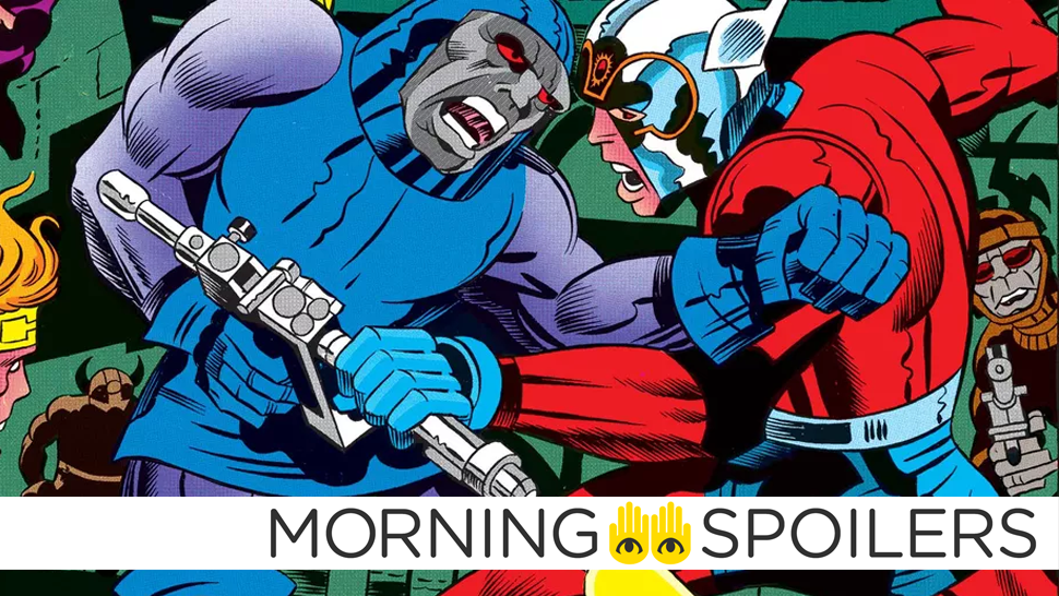Ava DuVernay Teases A Few Familiar Faces For The New Gods Movie