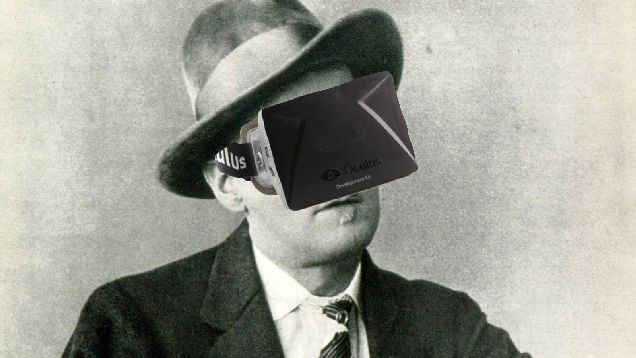 James Joyce is Back, In VR Form