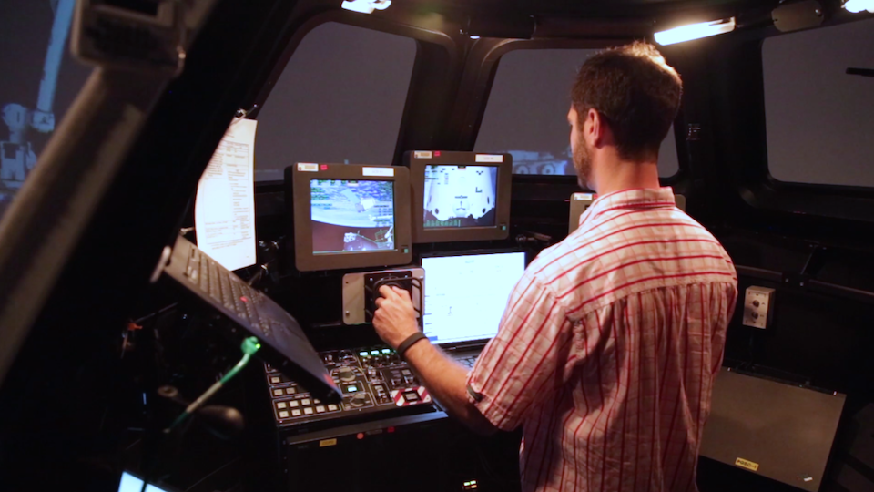 Gizmodo Visits NASA: The Domes Where NASA Drives Spacecraft Of The Future