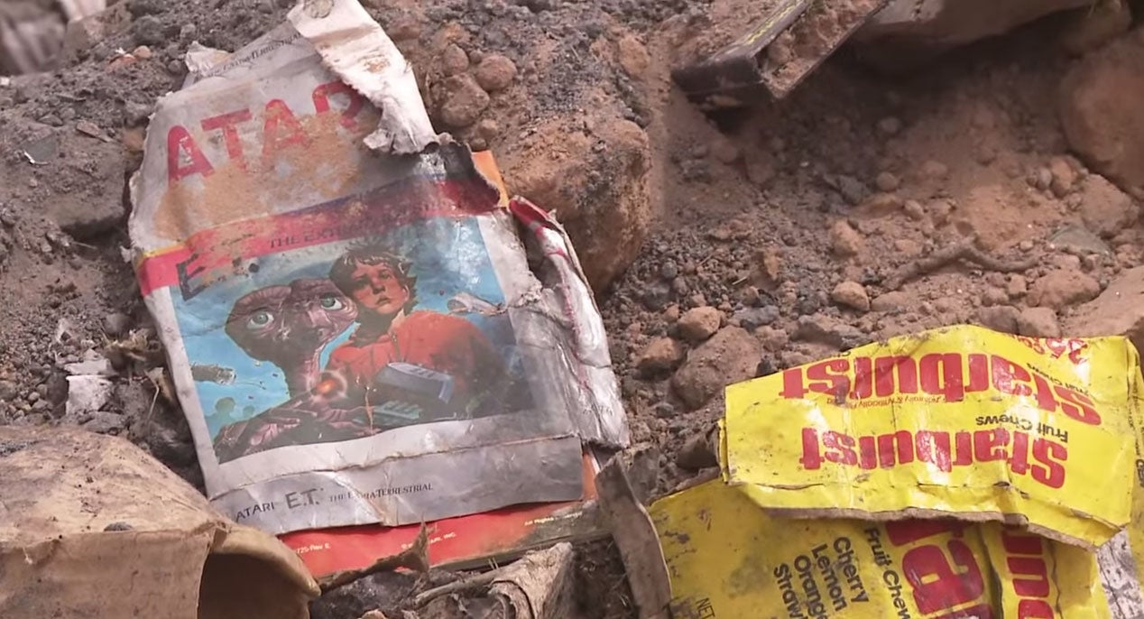 Meet The Guy Who Says He Buried The E.T. Cartridges