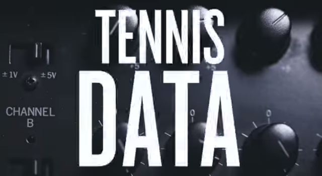This is What Music Made From Tennis Sounds Like