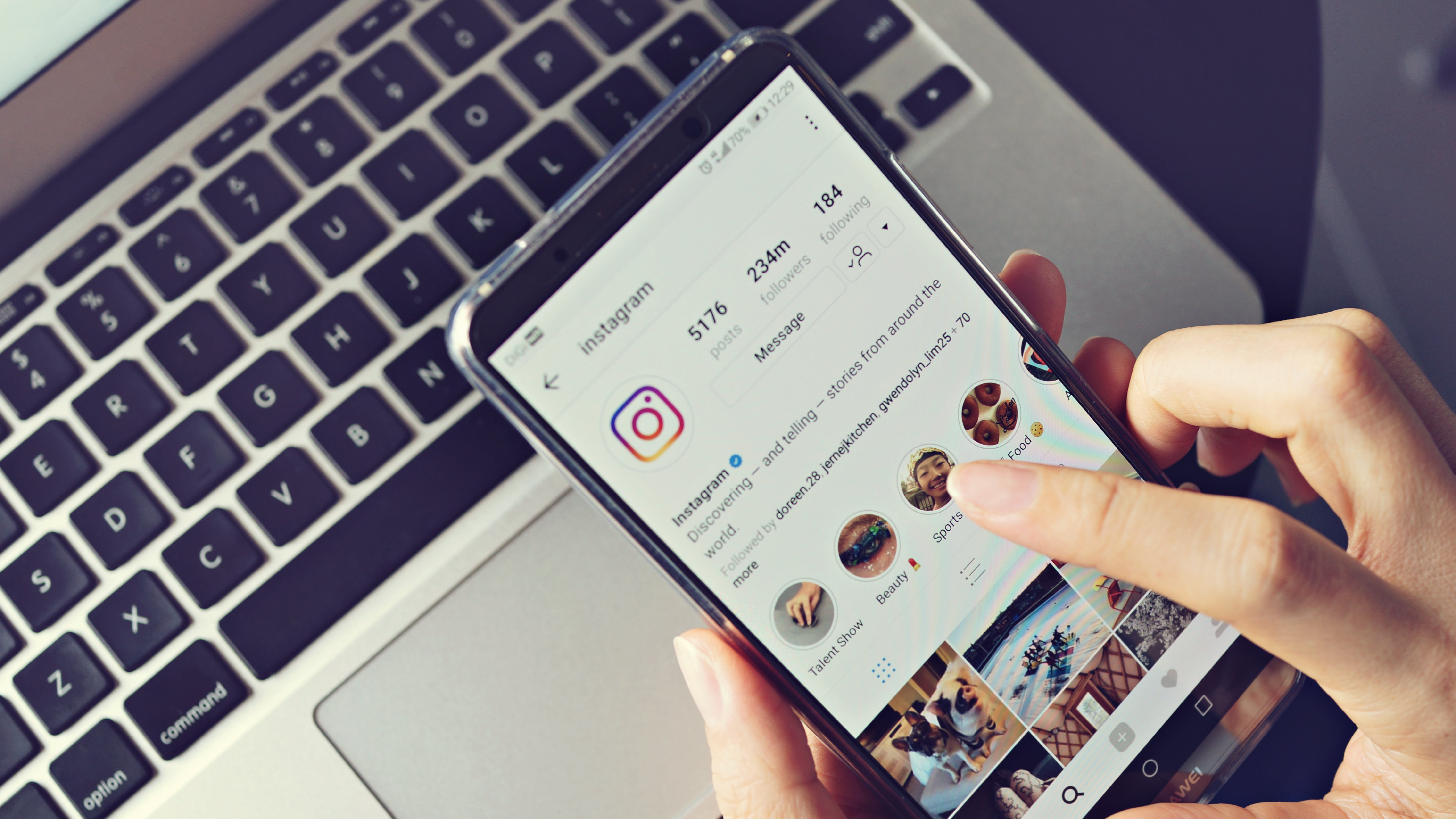 How To Get Your Instagram 'Top 9' This Year