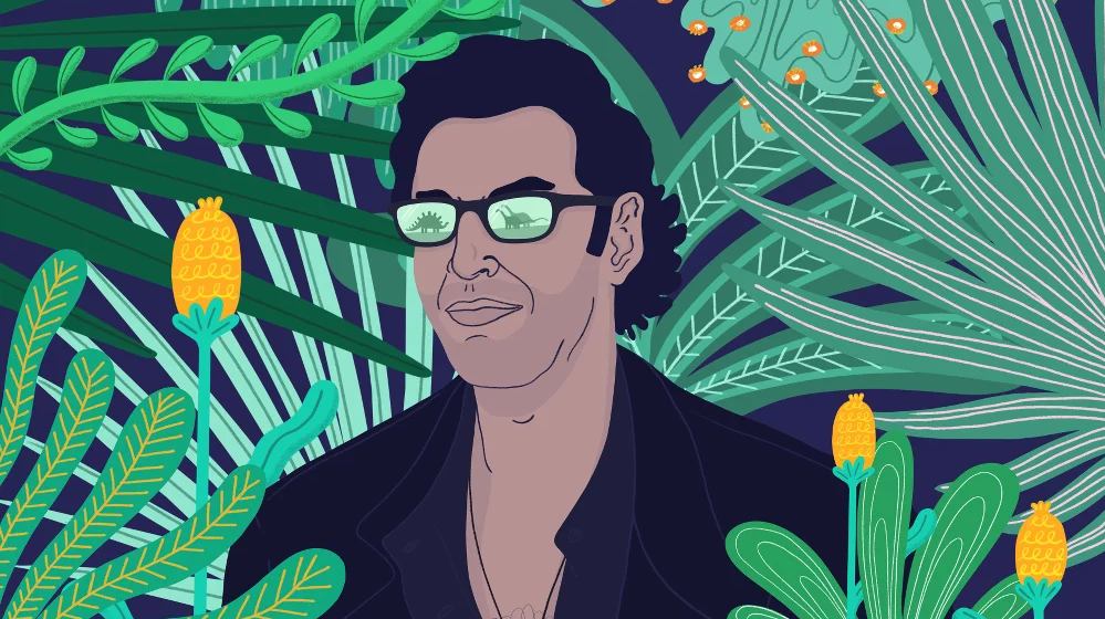 Jeff Goldblum Has Now Been Memorialised In The Immortal Art Of The Jigsaw Puzzle