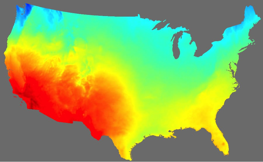 Solar and Wind Could Be the Dominant Source of Power in the US by 2030