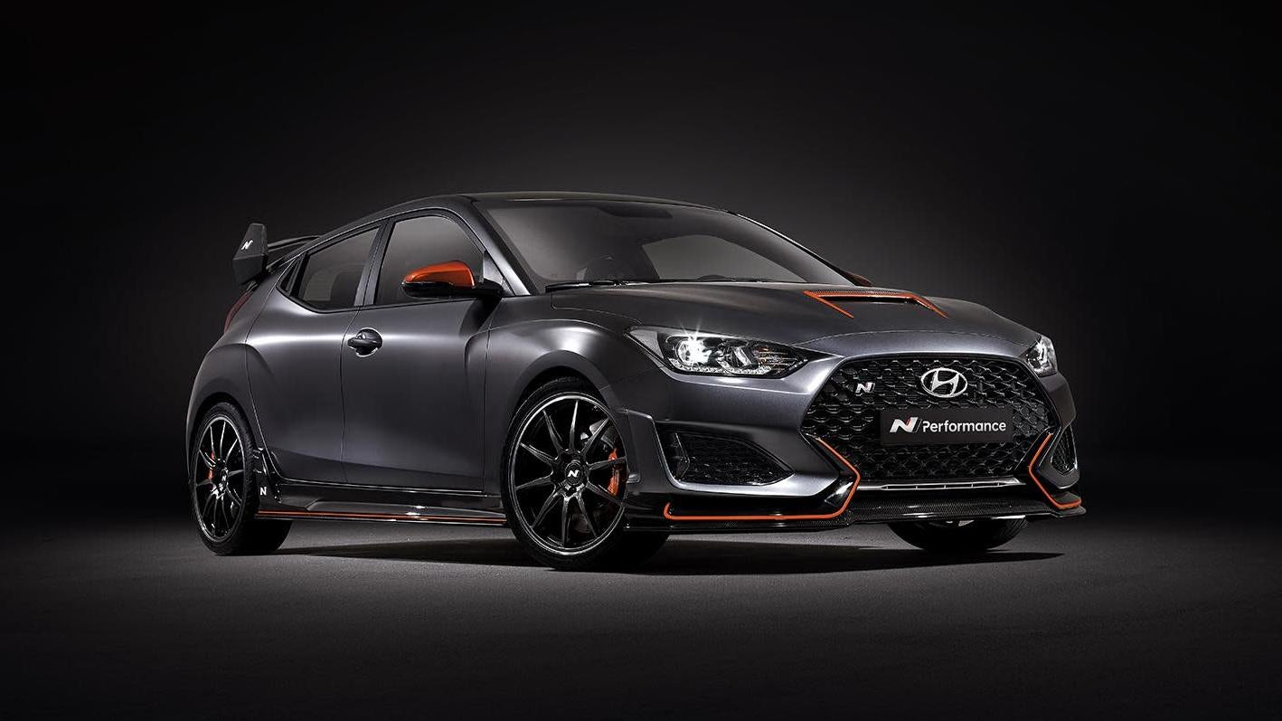 Hyundai Veloster N Performance Concept: Yes, Please