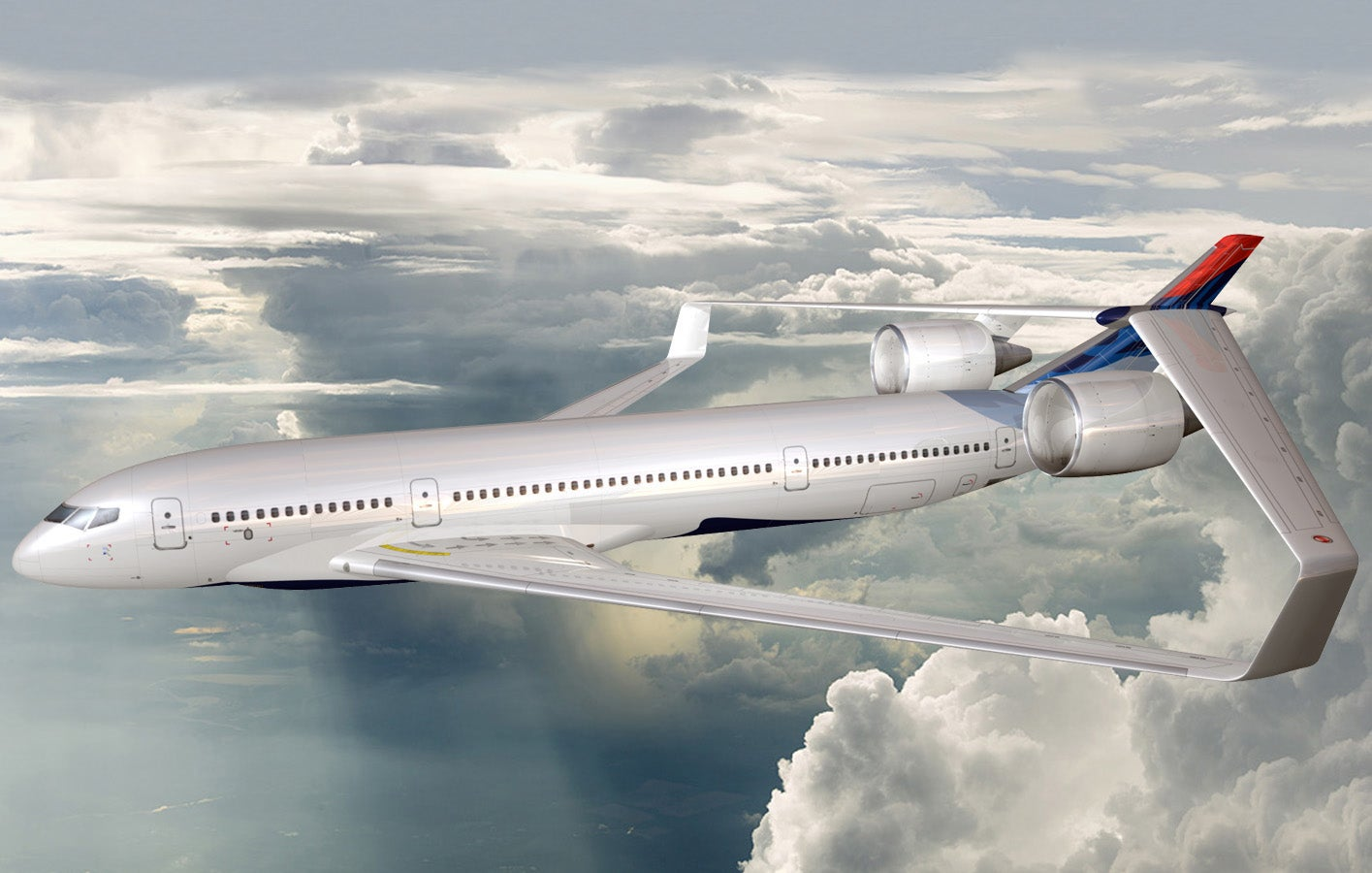 These are NASA's coolest and strangest aeroplanes of the future