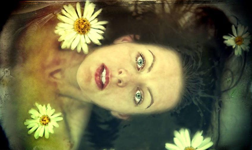 The Disturbing Horror Portraits Of Danielle Tunstall [NSFW]