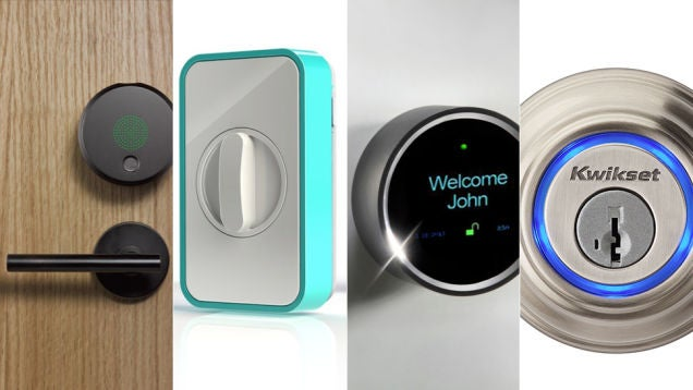 Lifehacker 101: Smart Locks