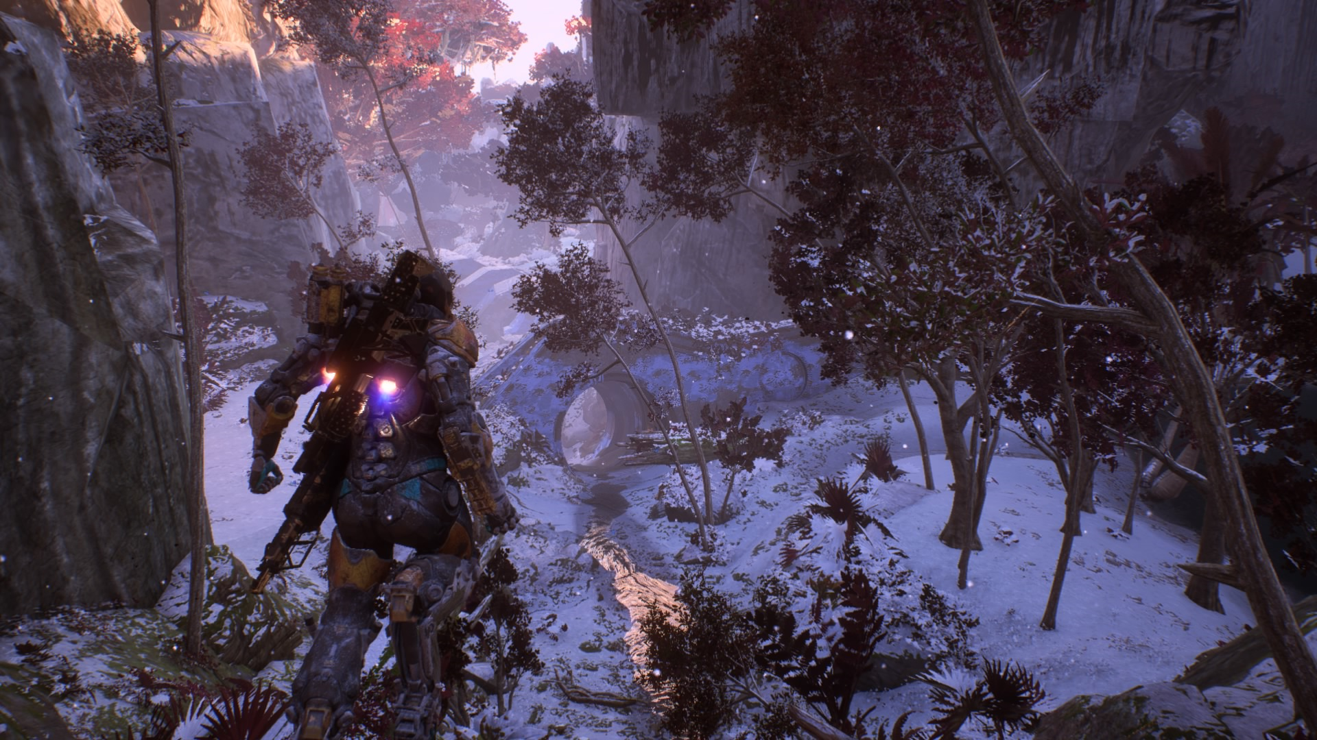 Anthem's Seasonal Update Is A Good Reminder Of How Beautiful The Game Looks