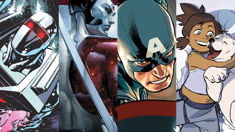 All the Best Comics You'll Want to Snag on Free Comic Book Day