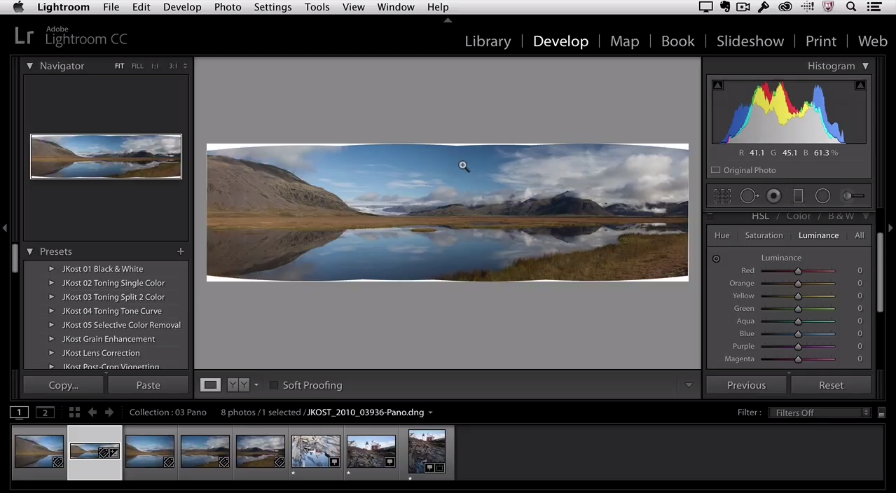 New Adobe Lightroom: HDR And Panoramas, But Mostly The Same Old Thing