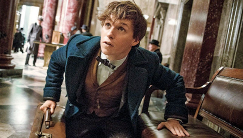 The Fantastic Beasts Sequel, Written By J.K. Rowling, Officially Has A Release Date
