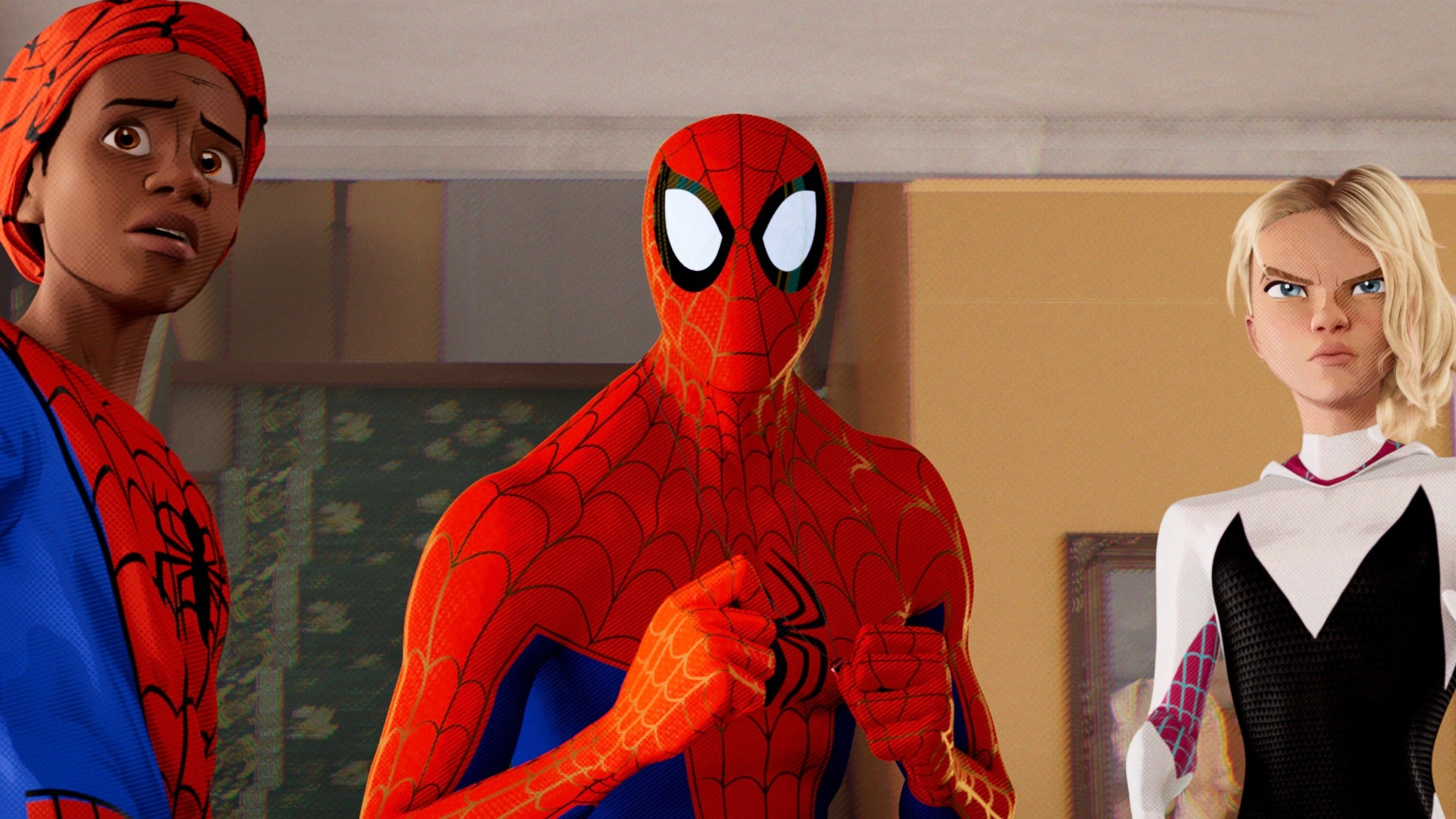The Team Behind Spider-Man: Into The Spider-Verse Thrived On Your Lowered Expectations