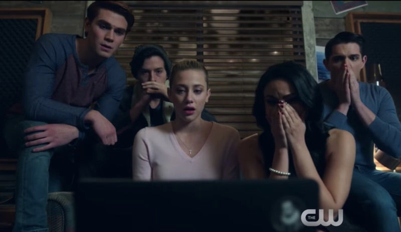 The Archie Gang, Just Watching Some Murder