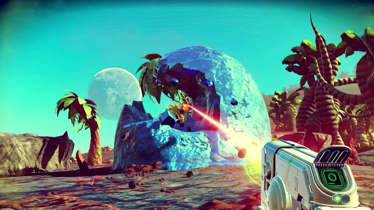 No Man's Sky Creators Say The Game Will Receive A Big Update This Week