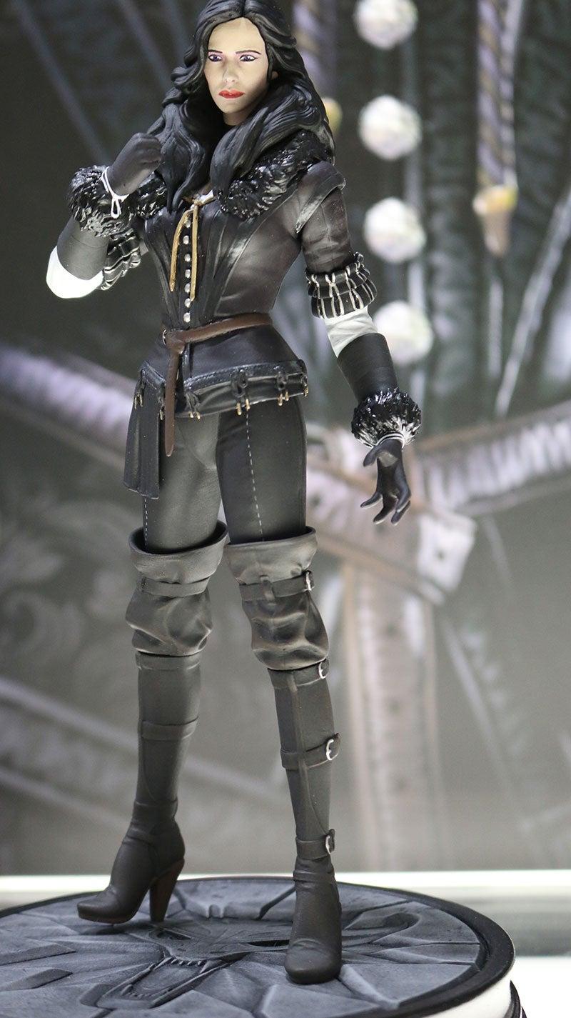 Dark Horse's Witcher III Figures Are Pretty Damn Good