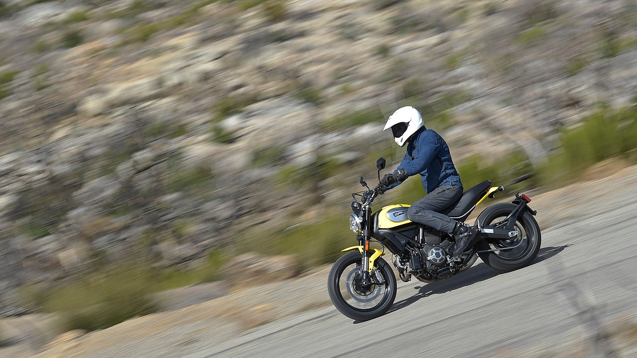Why Ducati's Slowest Bike Is Also Its Best