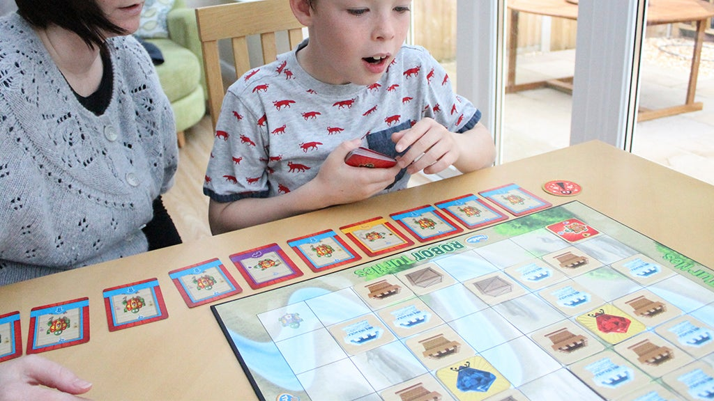 A Board Game That Teaches Four-Year-Olds How To Code