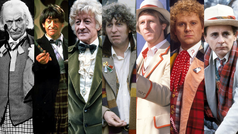 The Best Stories To Watch During Twitch's Absurdly Ginormous Classic Doctor Who Marathon