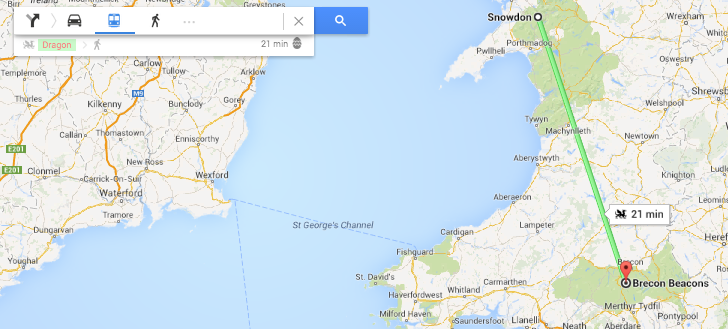 Here's A Fun Little Google Maps Easter Egg