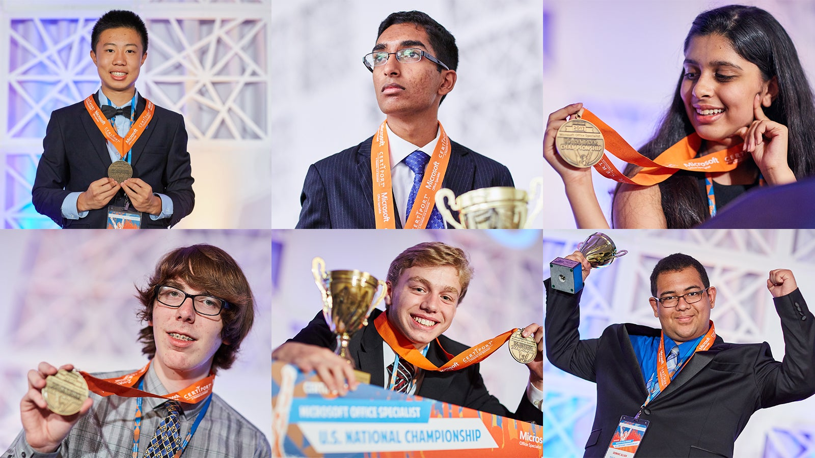 Microsoft Office's US Teen Champions Share Their Best Tricks