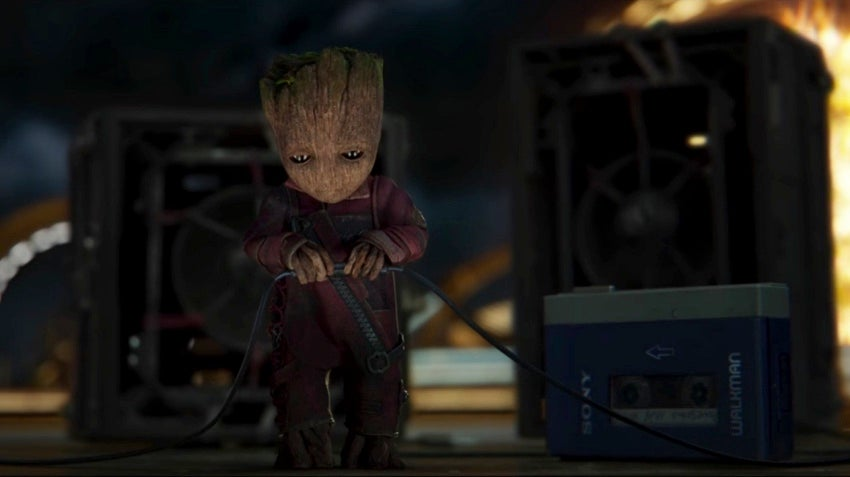 Here Are The Songs In Guardians Of The Galaxy Vol. 2's 'Awesome Mix'
