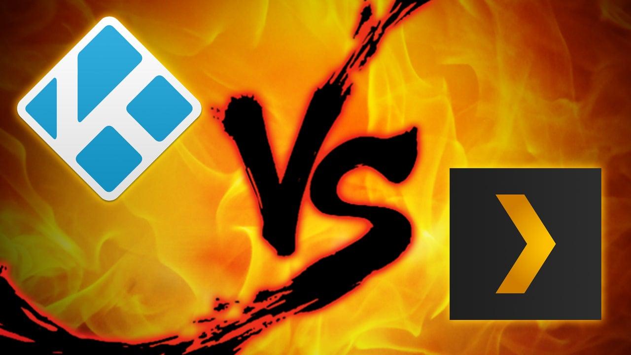 Home Theatre Software Showdown: Kodi vs Plex