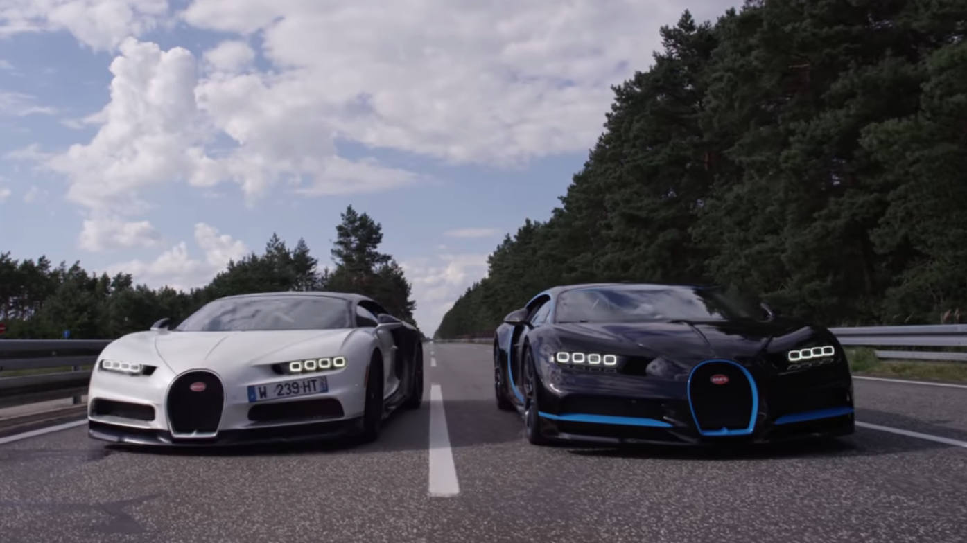 How To Prove The Bugatti Chiron Set A Record