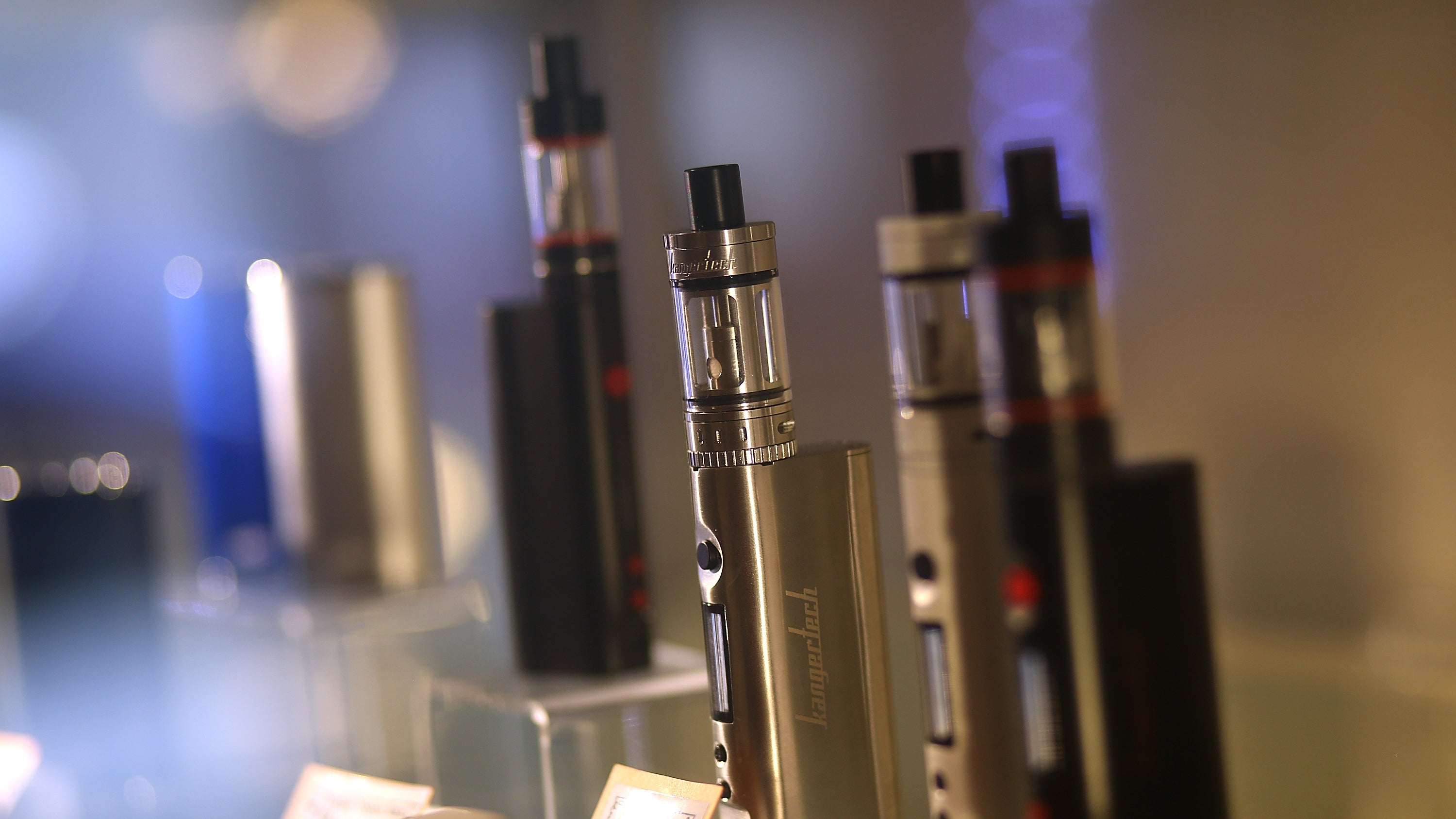 Fire Chief 'Bewildered' After Mysterious Incident At E-Cigarette Plant Left 29 Sick