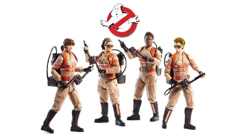 Here Are the New Ghostbusters Figures