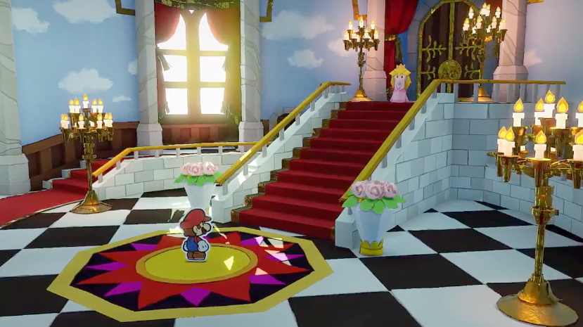 Nintendo Reveals Paper Mario: The Origami King, Coming To Switch In July