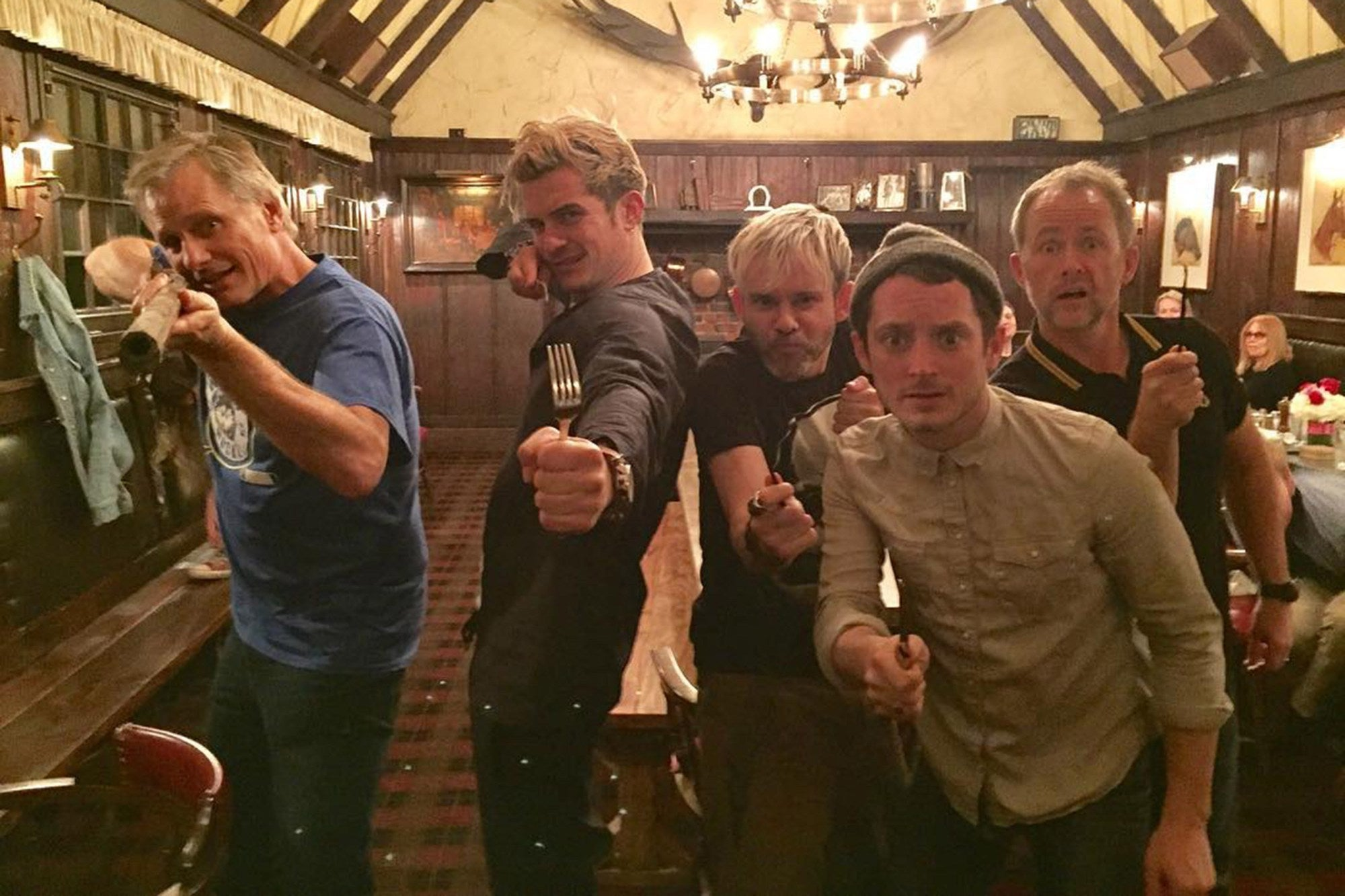 These Lord Of The Rings Reunion Photos Show There's Still Joy In The World