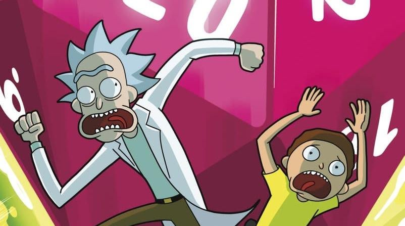 Dungeons & Dragons Vs. Rick And Morty RPG Is Stupid, Irreverent Fun… Especially For DMs