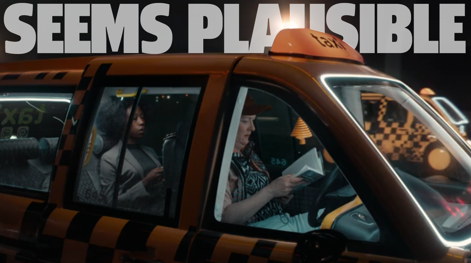 HBO's Avenue 5 May Have The Most Accurate Portrayal Of A Future Autonomous Taxi We've Seen Yet
