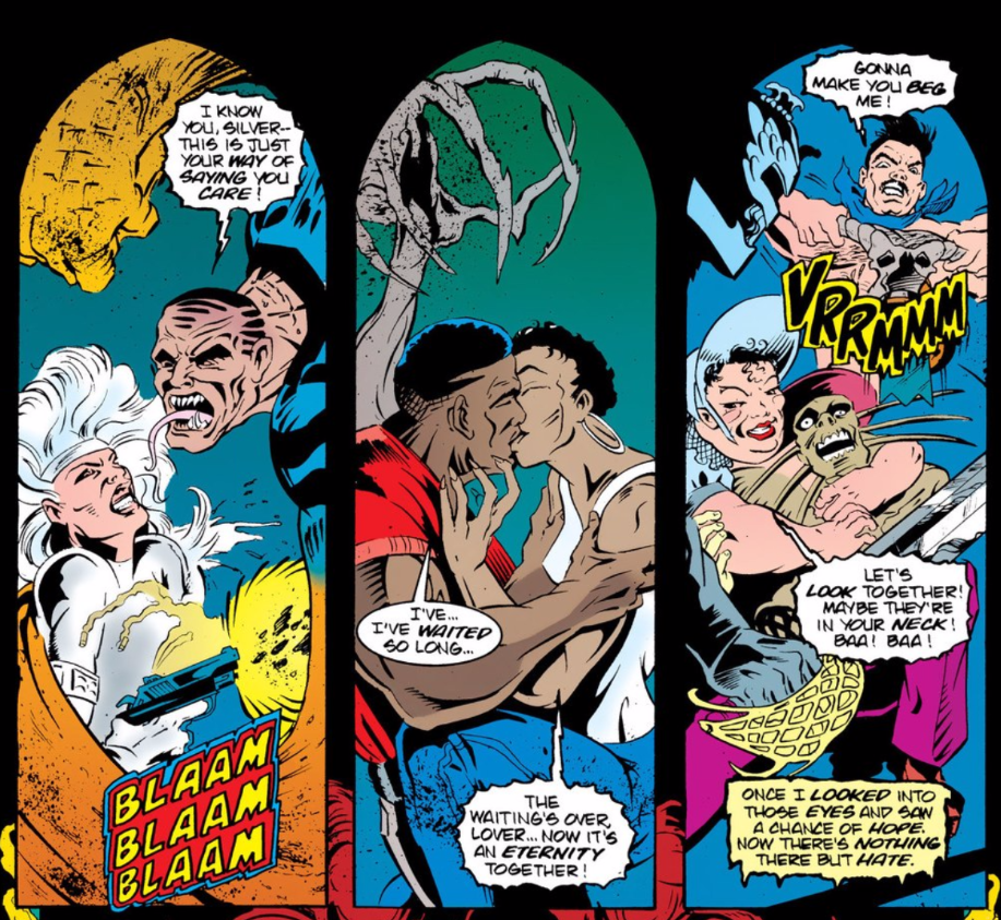 That Time Marvel Comics Had an Awful Sex Demon Who Wanted to Make Everyone Horny