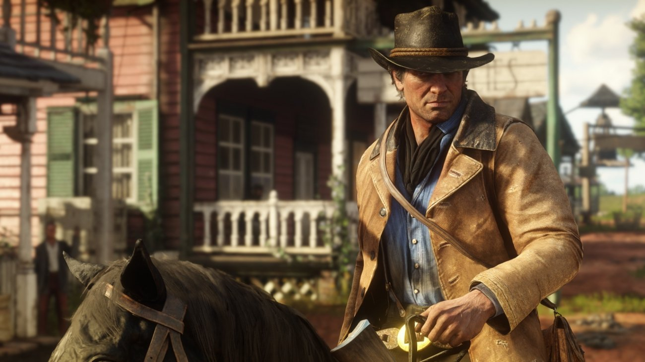 Red Dead Redemption 2's Online Mode Launches In November As A Beta