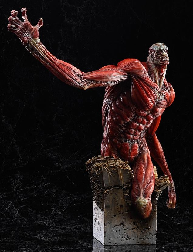 Oh Hey, It's a $US675 Attack on Titan Statue