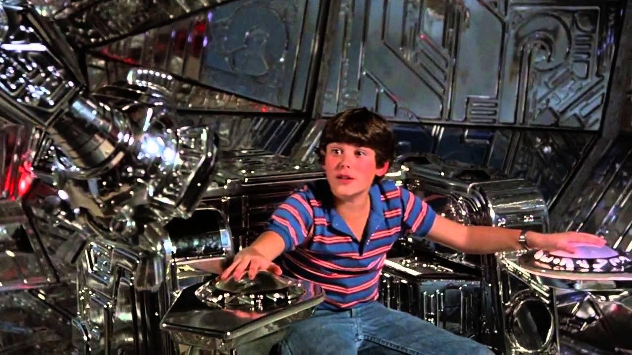 '80s Alien-Abduction AdventureFlight Of The Navigator Is Getting A Remake