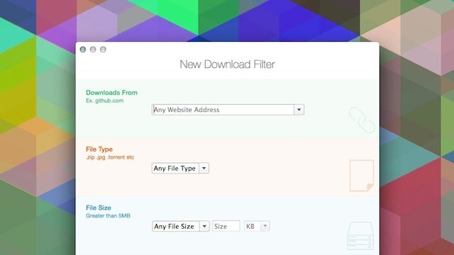 Download Organiser Sorts and Filters Your Downloads Folder