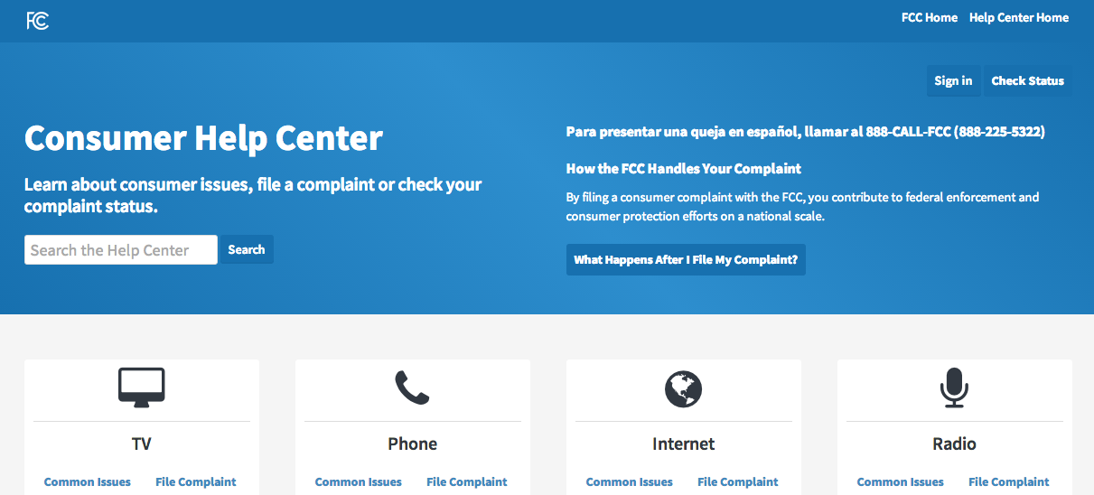 FCC Launches Slick New Public Comment Site, 8 Months Too Late