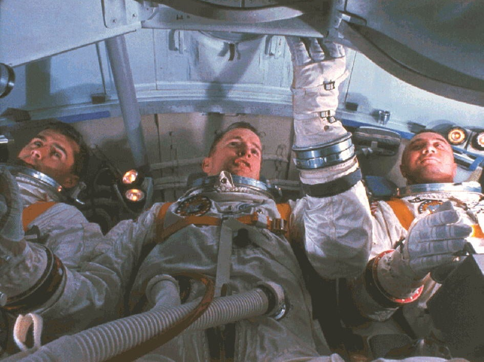 The Tragedy of Apollo 1 Reshaped the Future of NASA